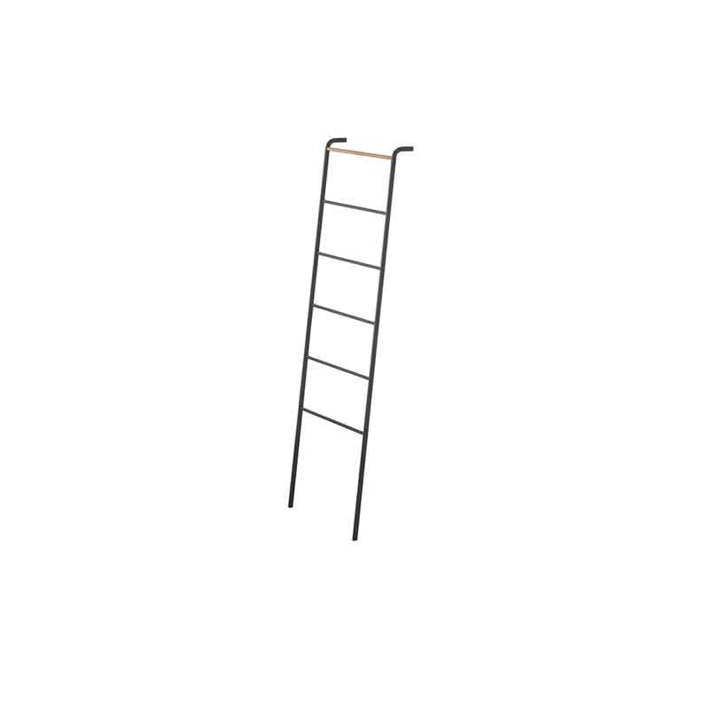 Leaning Ladder Storage