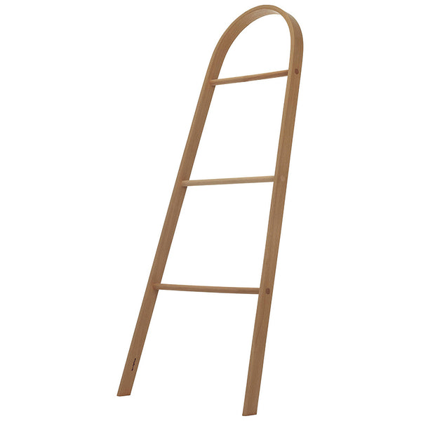 Tom Raffield Taffrail Leaning Rack, Solid Oak