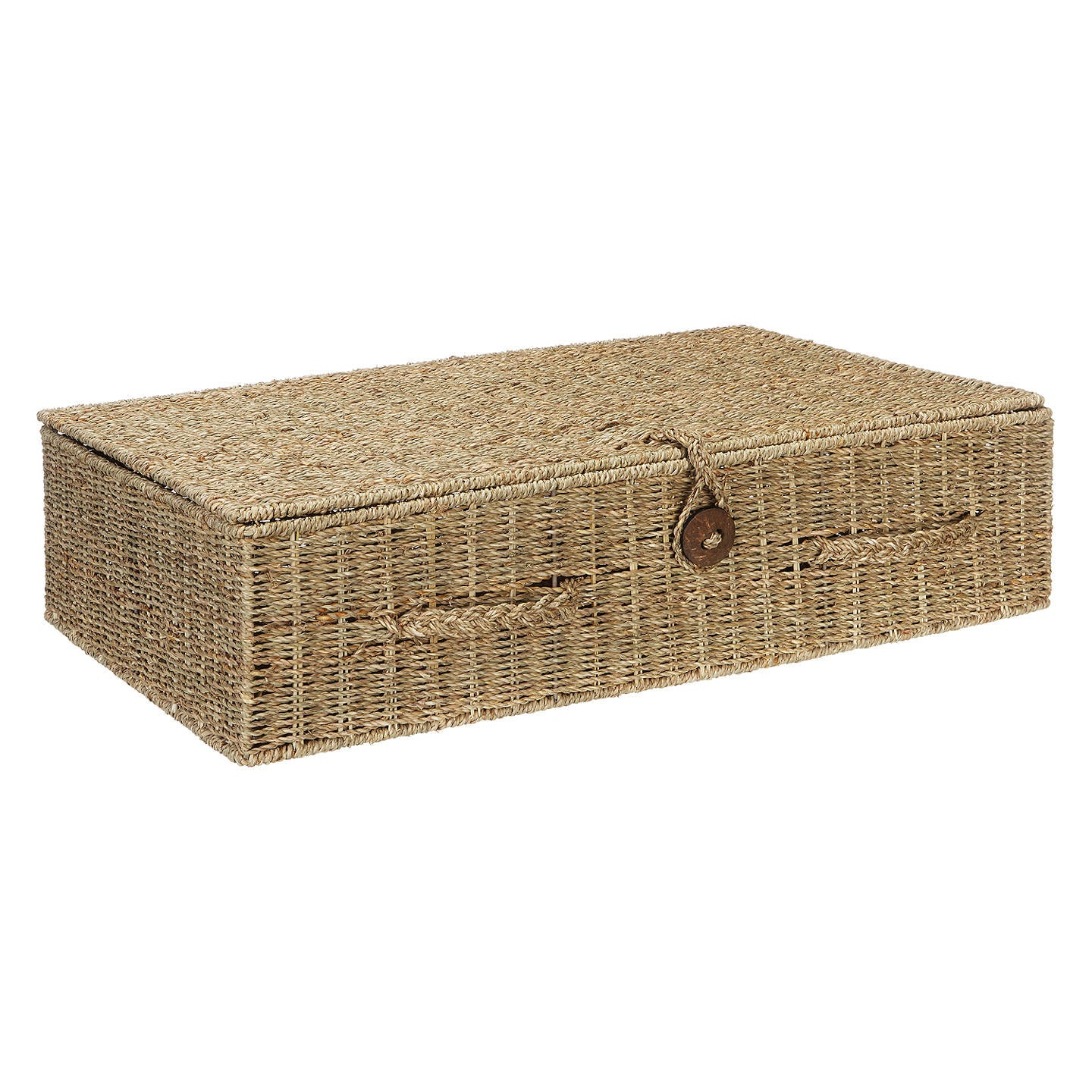 Fusion Seagrass Under Bed Storage Box