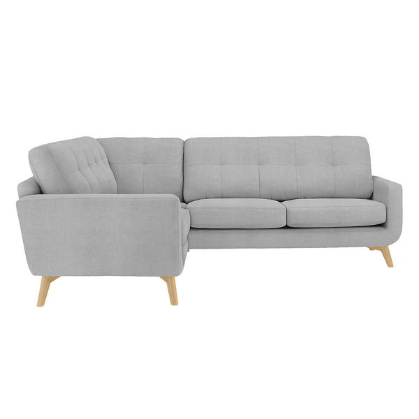 Sectional sofa grey