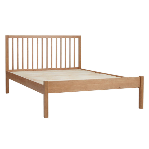 Morgan Bed Frame, Small Double, Oak