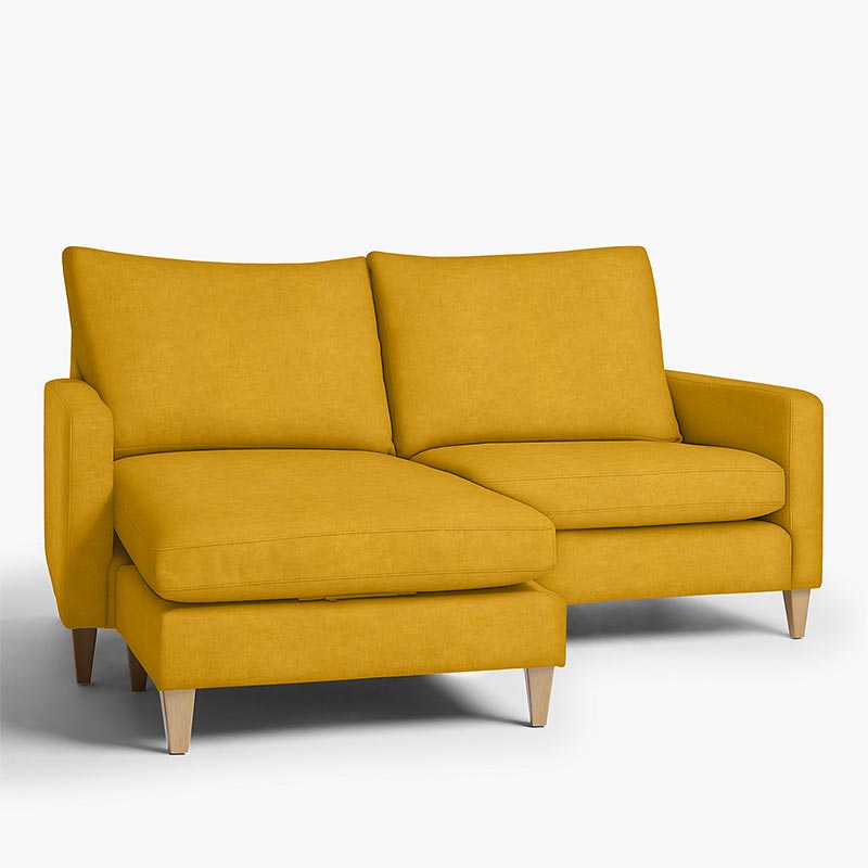 Small Chaise Sofa