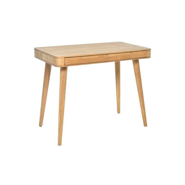 Small desk with drawers