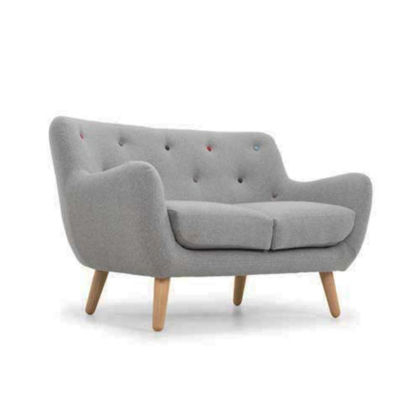 small grey sofa modern