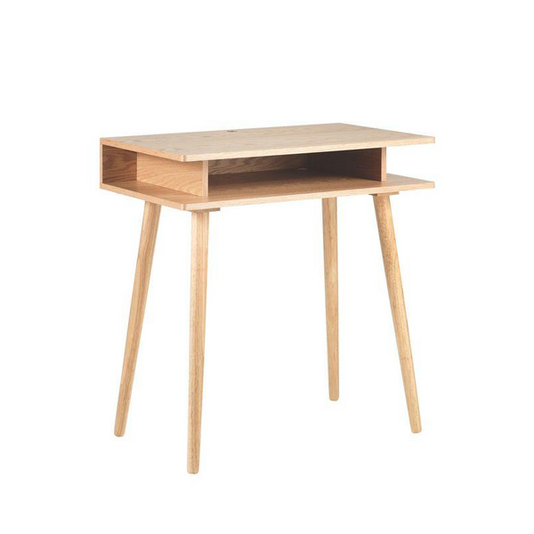 Small Wooden Desk,Oak