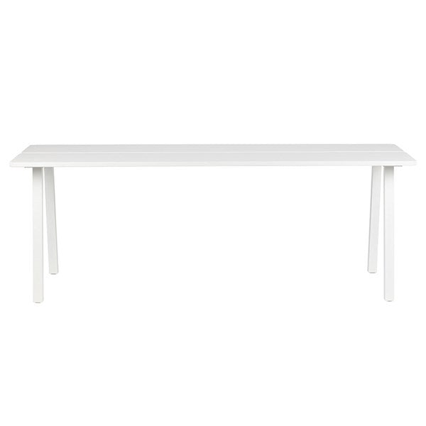 Triomf White Dining Table by Woood