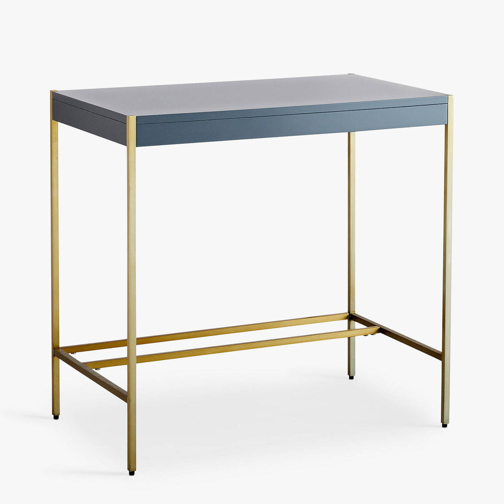 Zane Mini Desk, Grey