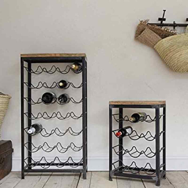 Obra Industrial Wine Rack