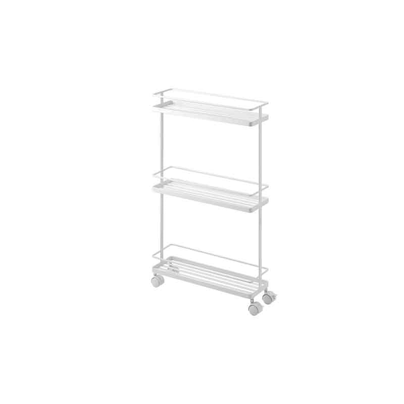 Tall Narrow Kitchen Trolley
