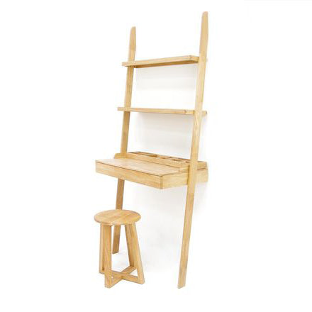 Ladder desk in oak