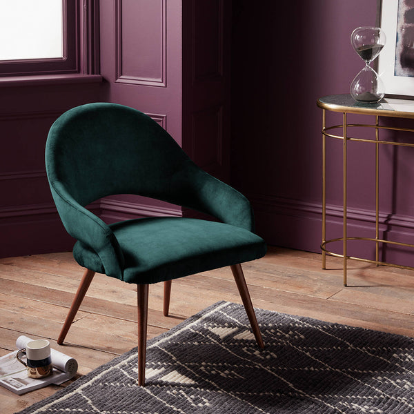 Swoon Rousseau Occasional Chair, Teal