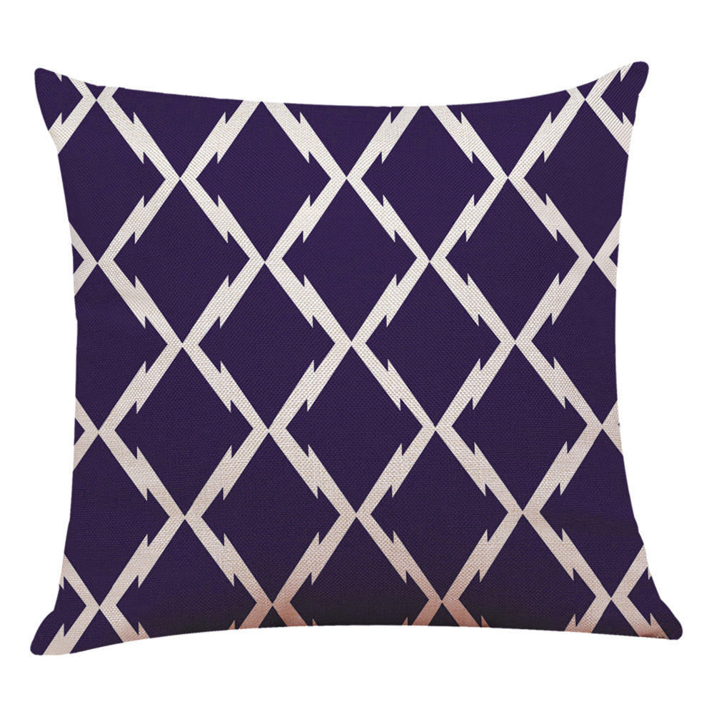 Home-Decor-Cushion-Cover-Love-Geometry-Throw-Pillowcase-Pillow-Covers-NEW 縮圖 16