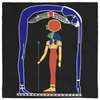 Sekhmet Egyptian Goddess of Hate, Violence, War, Strife and Power of Will Altar Cloth Banner
