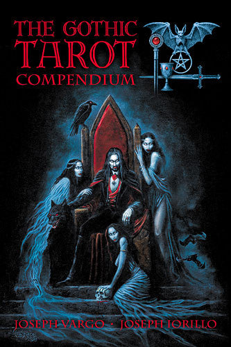 The Gothic Tarot Compendium Book