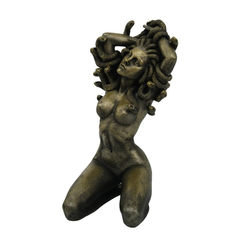 Seductive Medusa She-Devil Statue