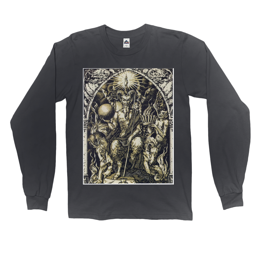 Devil Lord of the Sabbat Long Sleeve Shirt