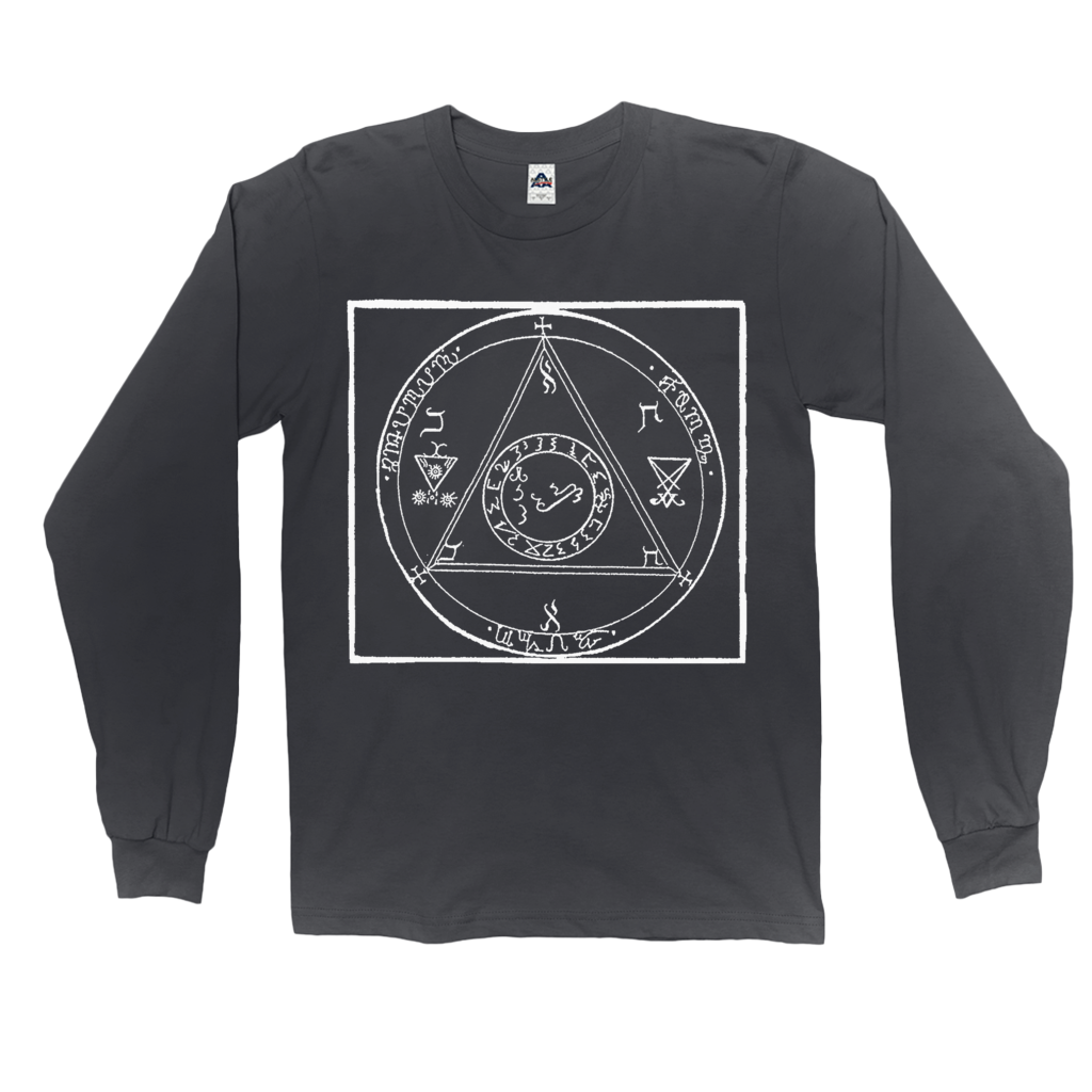 Grand Luciferian Circle Long Sleeve T-Shirt