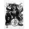 Asmodeus Asmodai, Asmoday, Demon, Goetia, Demonology Fleece Blanket,