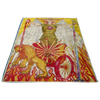 "Aleister Crowley ""The Chariot 666"" Tarot Fleece Blanket"