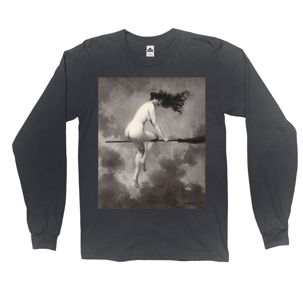 Departure to the Sabbat Long Sleeve Shirt