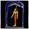 Egyptian Altar Cloth - Maat