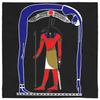 Set (Seth, Set-Typhon) Egyptian God of Storms, War, Darkness and Strength Altar Cloth Banner