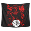 Asmodeus King of Demons Tapestry and Altar Cloth