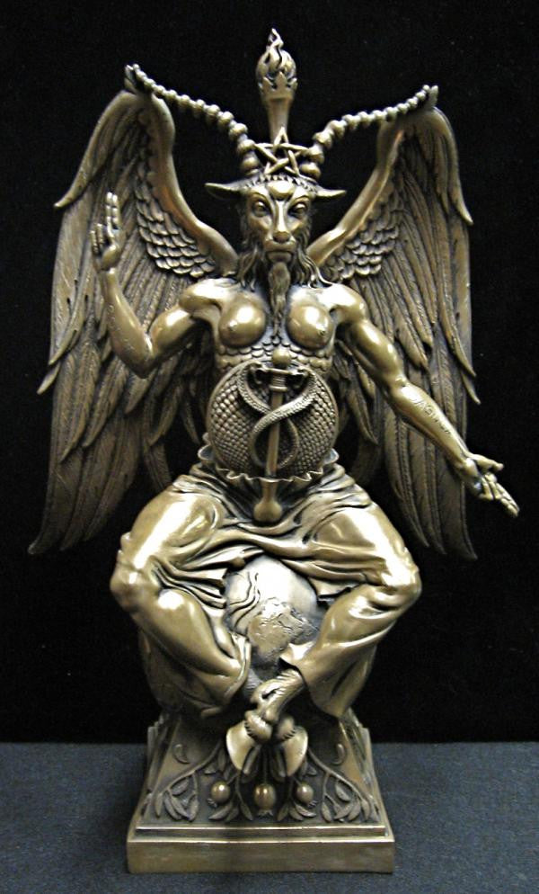 [Titans] How soon is now ? - Page 2 Baphomet_Statue_Cold_Cast_Bronze