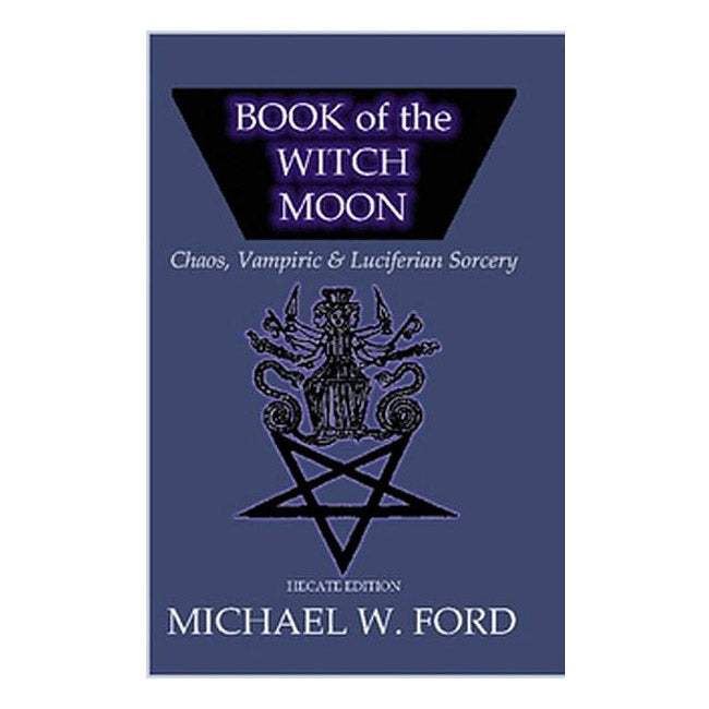BOOK OF THE WITCH MOON Hecate Edition (book)