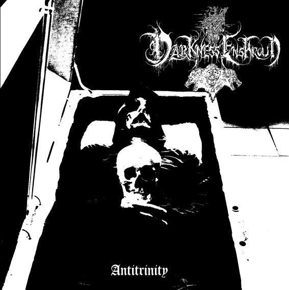Darkness Enshroud Antitrinity CD