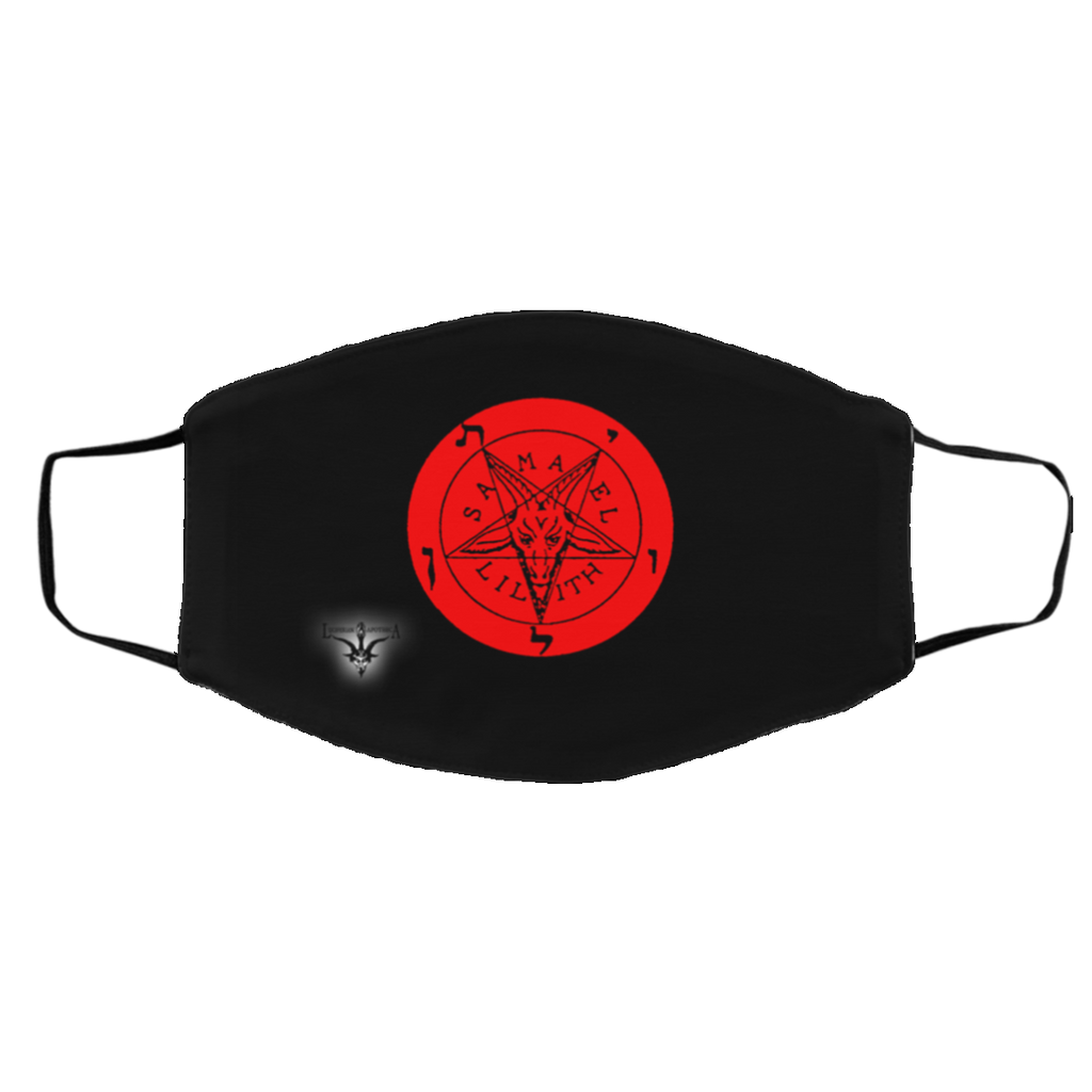 Infernal Union Symbol Med/Lg 2-Layer Protective Face Mask