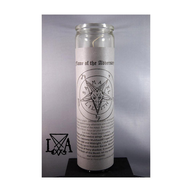 Adversary: Inspire Motivation/Drive Glass Spell Candle