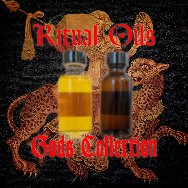 Gods & Deities Oil Collection