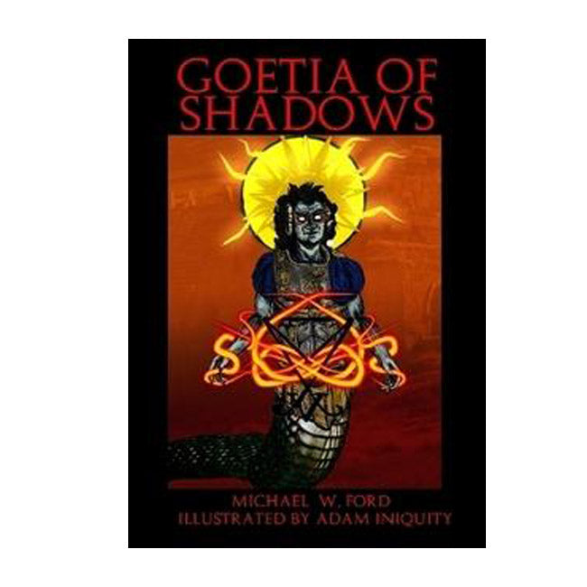 Goetia of Shadows 8X11 Color Edition