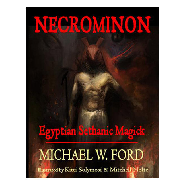Necrominon Michael W Ford