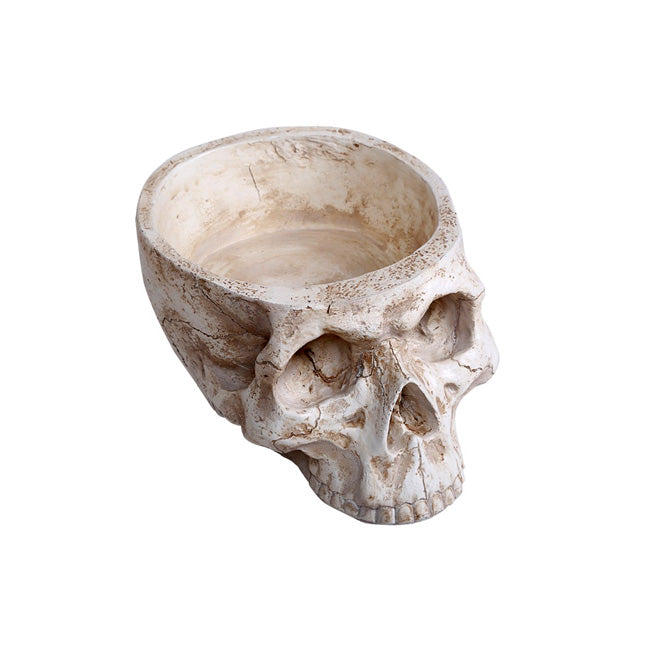 Necromantic Offering Skull Bowl