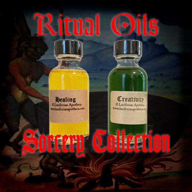 Sorcery & Witchcraft Oils
