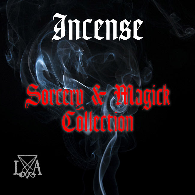 Sorcery and Magick Incense