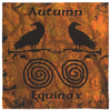 Autumn Equinox Altar Cloth