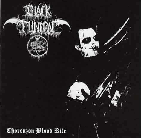 Black Funeral - Choronzon Blood Rite CD