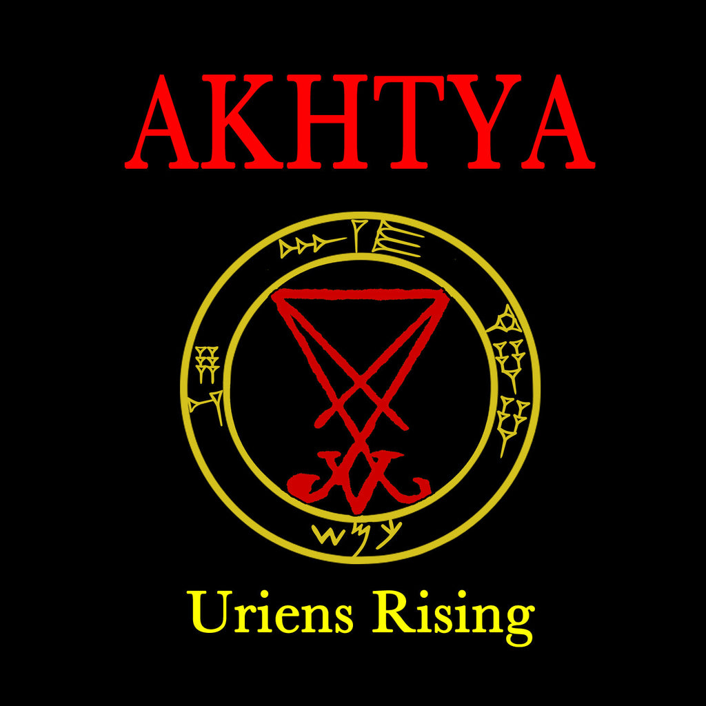 AKHTYA - Uriens Rising Digital Download