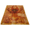 Medieval Satan Devil Fleece Blanket