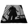 Nosferatu upon Empusa (ship) Fleece Blanket