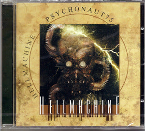 "PSYCHONAUT 75 ""Hellmachine"" cd"