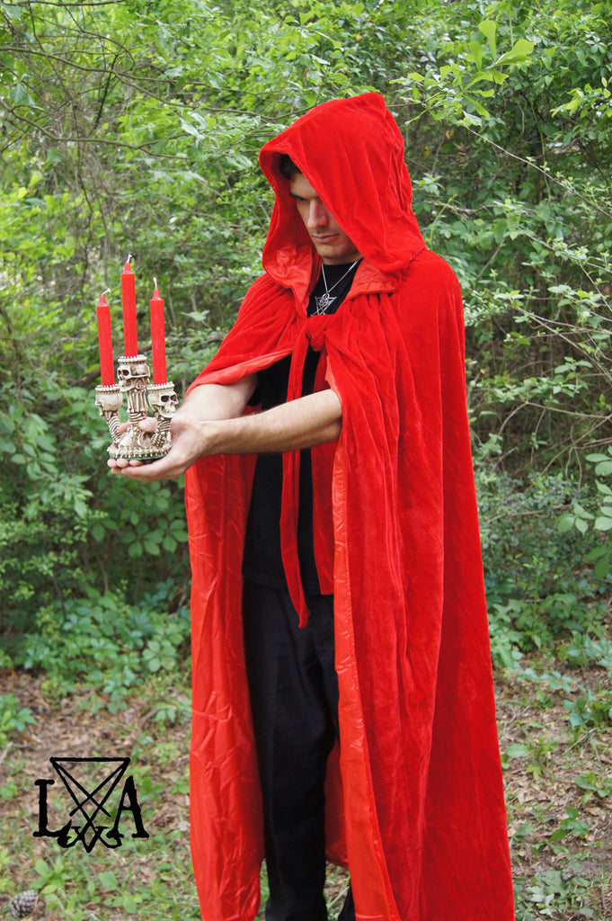 Babalon Hooded Cloak Unisex