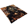 Devil in Hell Dante's Inferno Fleece Blanket