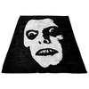 Demonic Spirit Fleece Blanket