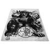 Asmodeus Demon King Fleece Blanket