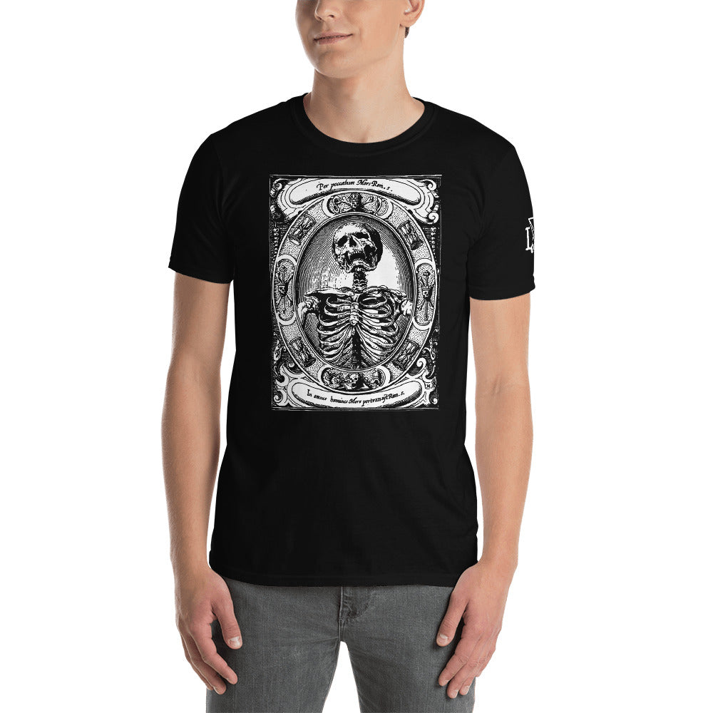 Death Portrait T-Shirt