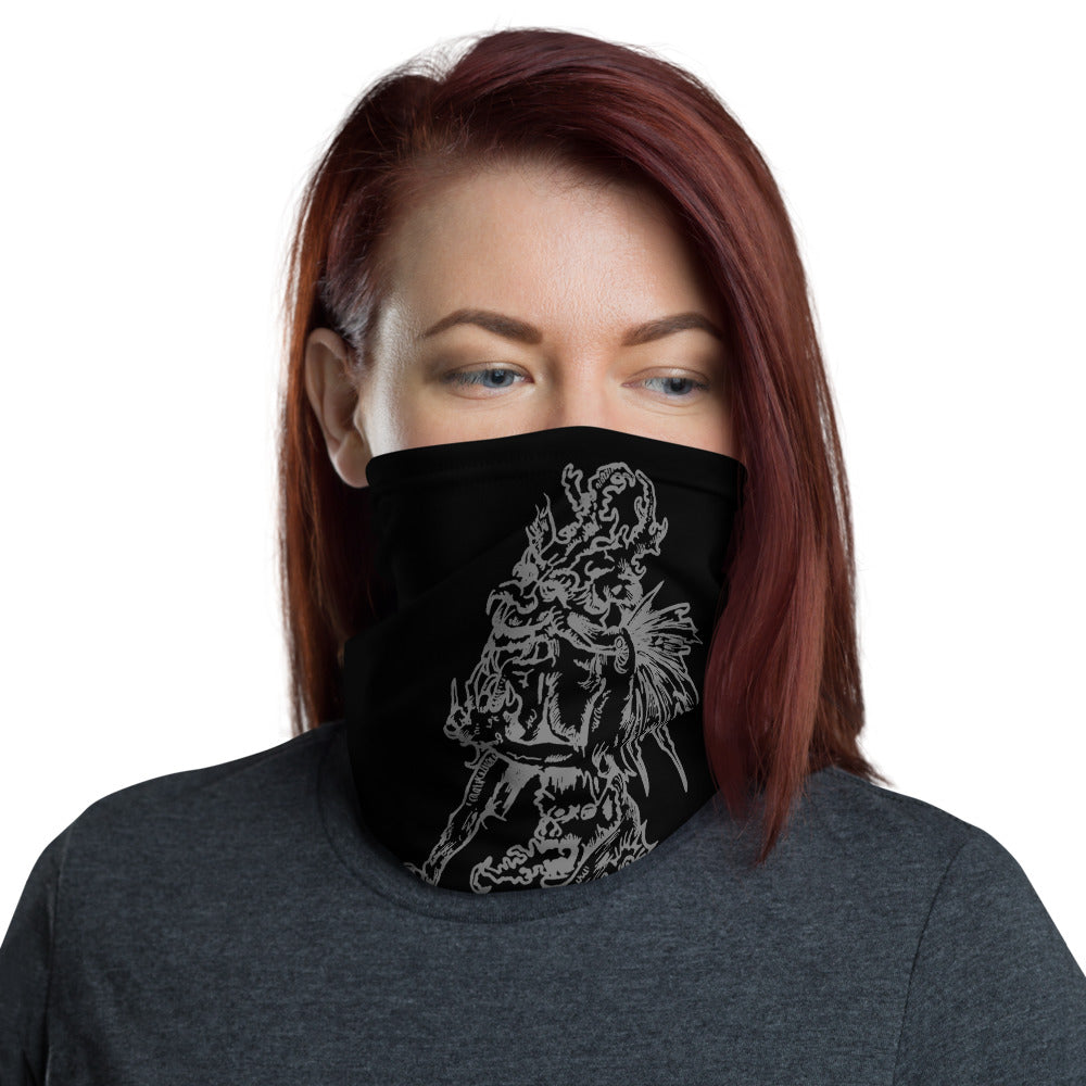 Devil Lord of Filth Neck Gaiter Mask